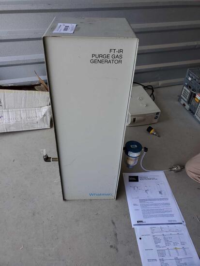 FT-1R Purge Gas Generator