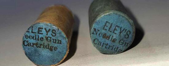 Eley's Needle Gun Cartridges