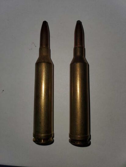 264 Winchester Magnum Ammo