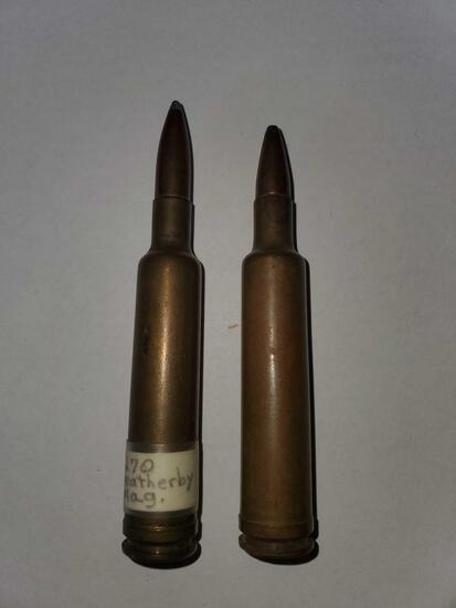 270 Weatherby Magnum Ammo