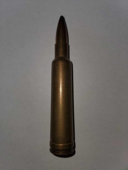 7 x 62 mm Sharpe and Hart Sharpe Ammo