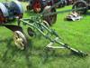 John Deere 614, 1 bottom pull type plow