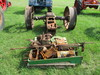 1934 John Deere B, rear end & parts, Brass tag # 6534