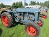 McCormick Deering 10-20, running, newer paint flat spoke rims, sn#KC147738