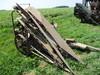 McCormick Deering corn binder, good condition