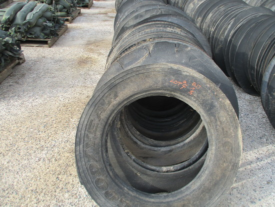 217 tire sidewalls for bunker cover weights, SELLS 217 X $