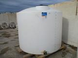 1,500 gal poly tank