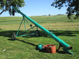 2017 Houle GEA, 8' x 30' load stand & hose, One Owner