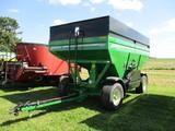 2013 Brent 757 gravity wagon, brakes, lights, fenders, 455/55R 22.5 tires, One Owner