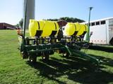 John Deere 7200 Max Emerge 2, 6R vacuum planter, liq fert. large seed boxes, precision seed disc,
