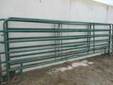 Three 16 ft. cattle panels, SELLS 3 X $
