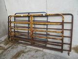 Three gates, 51/2' 7' 9', SELLS 3 X $