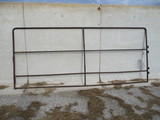 Wind break gate, 6' tall x 14'
