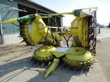 John Deere 678G, 8R Kemper rotary corn head, Through SEMA'S shop yearly,