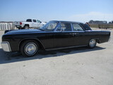 1962 Lincoln Continental, 35,685 Act. second owner miles, 428 engine, suicide doors, very nice