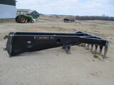Easy rake silage rake, JRB coupler