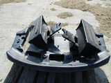Front belly weight for Case IH 500 HD
