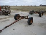 Badger 12 ton tandem running gear