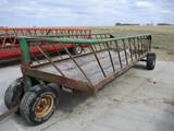 SI 18 Ft. feeder wagon