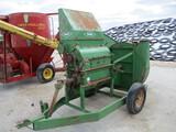 Henke roller mill/ blower