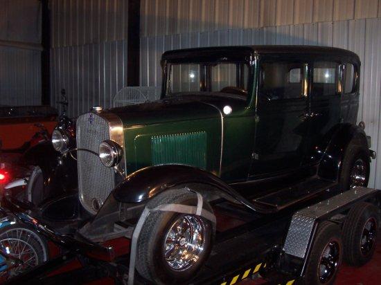 1931 Chevrolet 4 Door Sedan