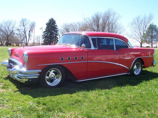 1955 Buick Century 2 Door Hardtop
