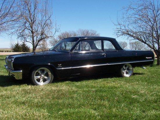 1964 Chevrolet Biscayne 2 Door Sedan