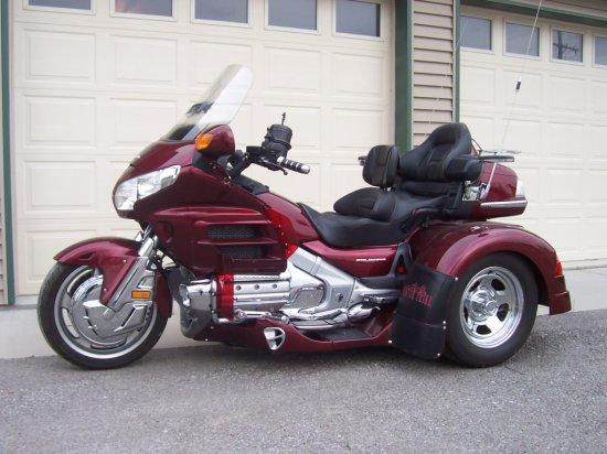 2009 Honda Gold Wing GL1800 Trike