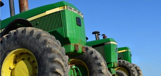 Farm, Ranch & Heavy Equipment Online Auction