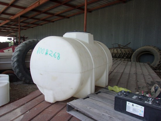 Polyurethane tank