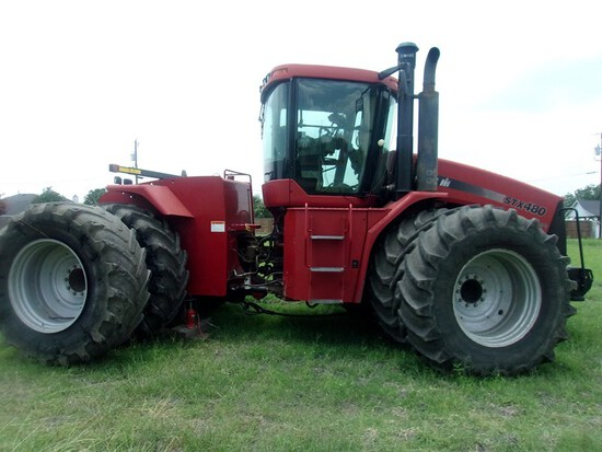 Case IH Model Stx 480 Tractor