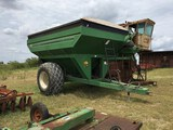 Utf 760 Hydra Grain Cart