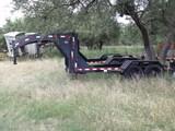 Big Tex  Trailer Frame  Trailer frame
