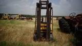 Salvage Forklift