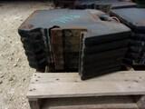 Case IH 6 front weights