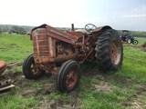 International 650 Salvage Tractor