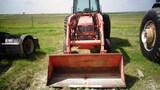 Kubota M9000 Salvage Tractor