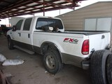 2004 Ford  Model F250 Ford pickup