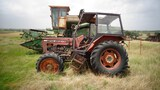 Salvage Tractor