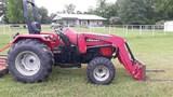 2013 Mahindra 4025 Salvage Tractor
