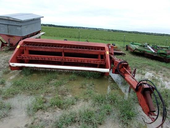 Hesston 1095 Hay Cutter