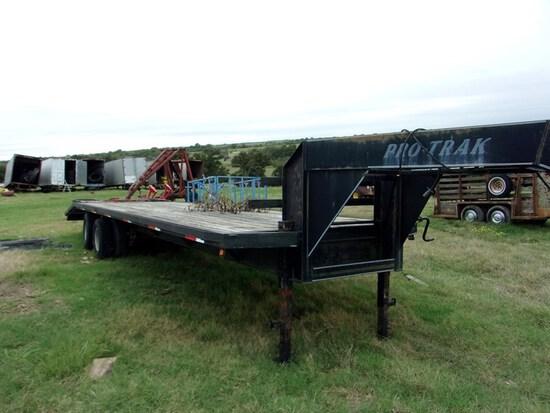 Pro Trak  Trailer