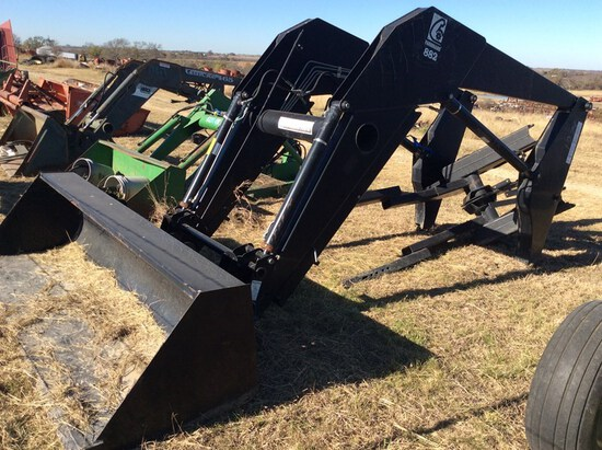 Farmhand  882 Front End Loader