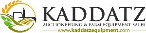Kaddatz Auctioneering & Farm Equipment Sales