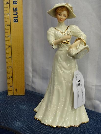 "Lenox Figurine  "" Garden Party""   IB"