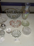 Misc. Lot of Mikasa, Crystal Items