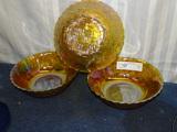 3 Merigold Bowls