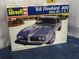 Revell Model Car Kit Unassembled