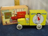 Betty Boop Tin Truck by Schylling