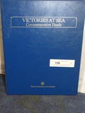 Victories At Sea Commemorative Stamps 14pcs